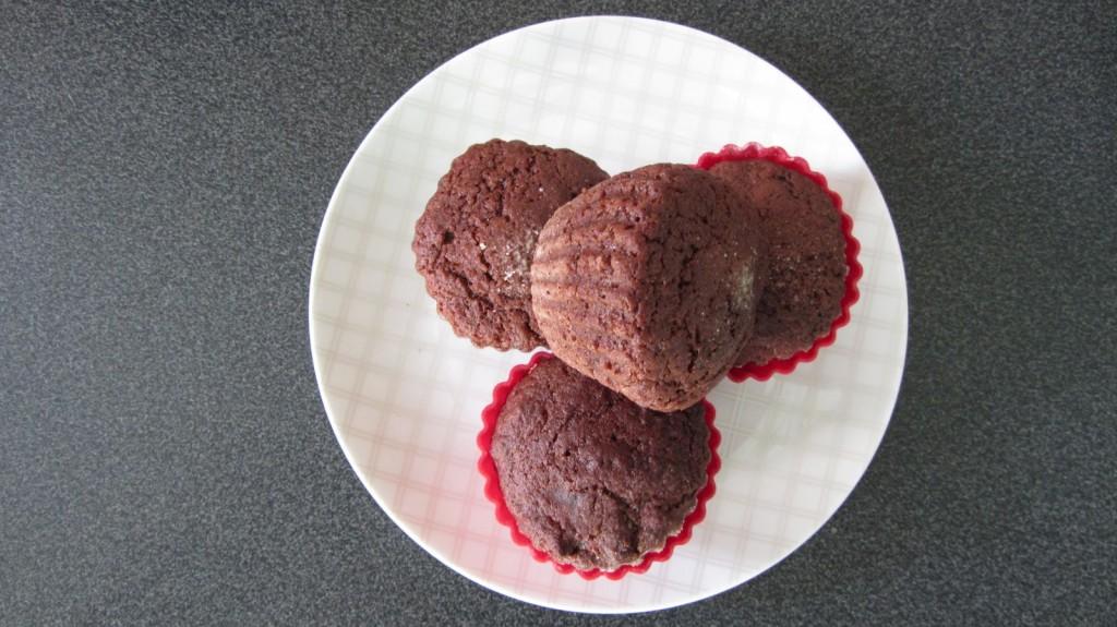 Hrnkové muffiny