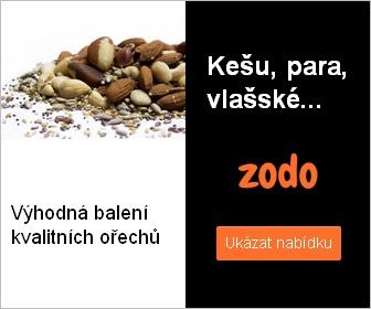 Výhodná balení ořechů