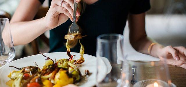 Potraviny a jídla na růst prsou